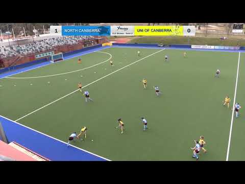 North Canberra v Uni of Canberra, CL2 Women - Semi Final 2, 2017