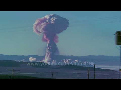 HD Photo gallery of Nuclear tests