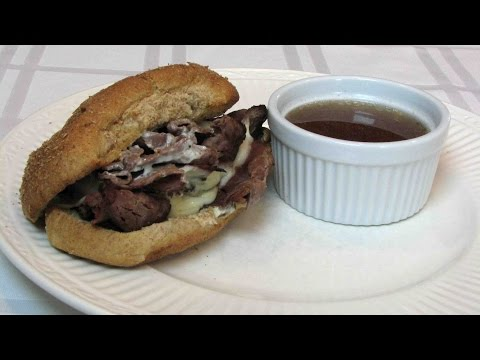 10 Minute French Dip Sandwiches – Lynn's Recipes