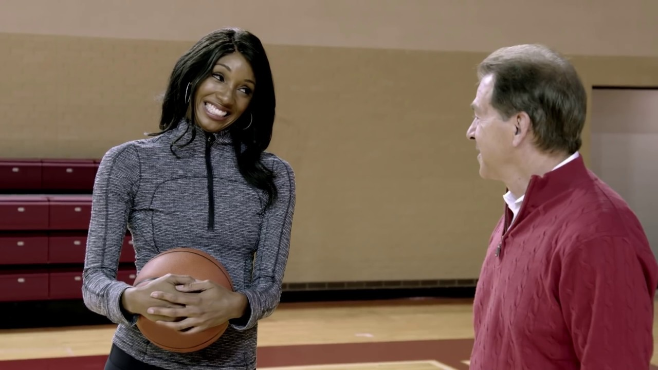 Maria Taylor Picked Up Her Ball And Went To The Olympics Via NBC [VIDEO]