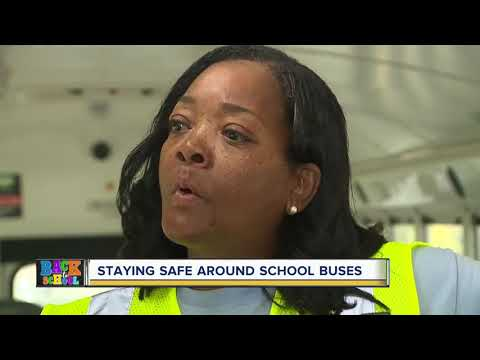 Afternoon Mix with Frankie Darcell - Back To School AND School Bus Safety
