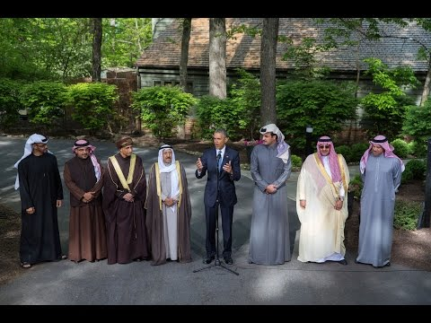 The President Delivers Remarks on the Gulf Cooperation Council