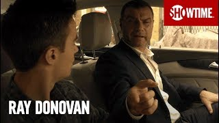 A Little Fatherly Advice From The Donovans | Ray Donovan | SHOWTIME
