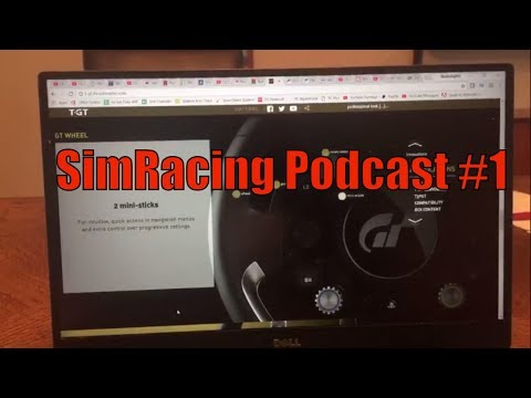 Great White North Live Sim Racing Podcast