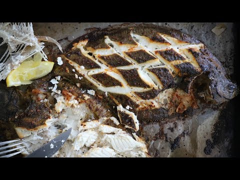 Oven Baked Dover Sole Fish Recipe - Heghineh Cooking Show