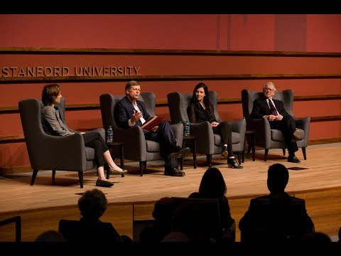 """Cardinal Conversations: Anne Applebaum, Ted Koppel, and Jessica Lessin on """"Real and Fake News"""""""