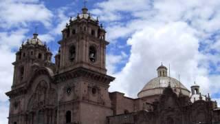 Hilary Davidson in Peru
