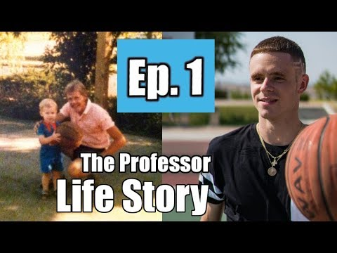 GH Ep1: Professor's Life Story, Underdog to Global Basketball Icon