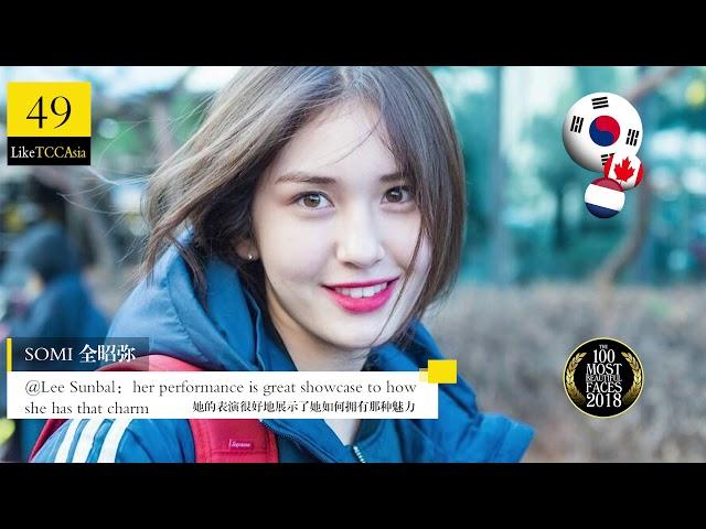 アジア で 最も 美しい 顔 ランキング 2020 日本 人