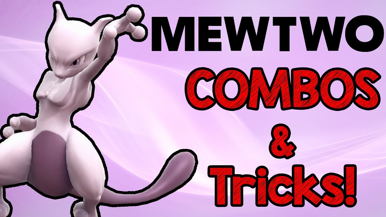 Mewtwo Combos & Tricks! (Smash Wii U/3DS)