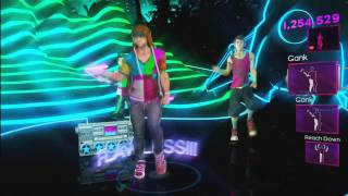 Toxic Dance Central 2 Hard 100%