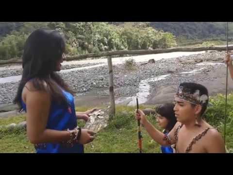 Cumandá de Juan León Mera. from YouTube · Duration:  4 minutes 56 seconds