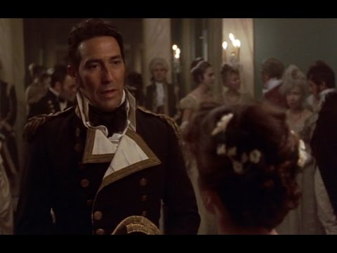 Ciaran Hinds as Captain Wentworth in