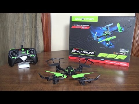 Sky Viper - S670 Stunt Drone - Review and Flight
