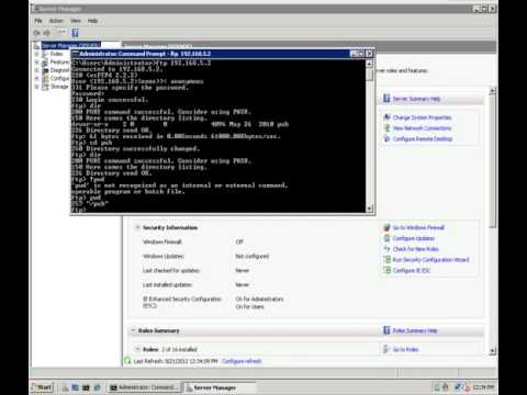 RHEL6   Secure File Transfer Protocol
