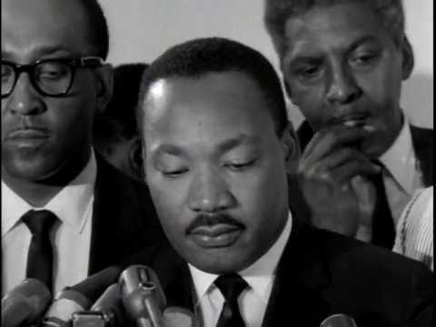 """Martin Luther King Jr. Arrives in Los Angeles"" (Los Angeles, CA, 8/17/1965)"
