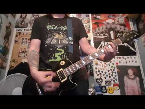 Bowling For Soup - High School Never Ends guitar cover