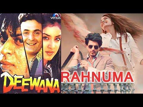 Shahrukh Khan Evolution | Deewana to Jab Harry Met Sejal