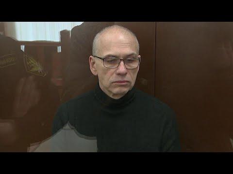 Басманный суд Москвы рассматривал дело экс-министра финансов Подмосковья Алексея Кузнецова.