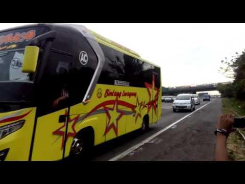 Kumpulan bus keren daerah jawa barat