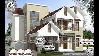 Indian House Design By 99HOMEPLANS COM [ Esp: M030 ]
