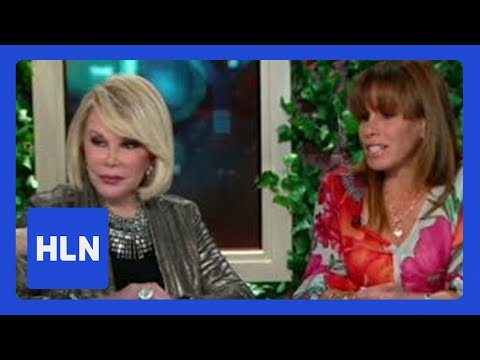 HLN:  Joan Rivers: I'm changing my will