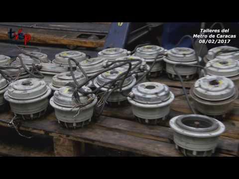 Distribuidor de EL UNIVERSAL robó Bobinas del Metro de Caracas C.A