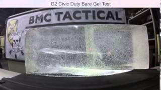 g2 civic duty bare gel test