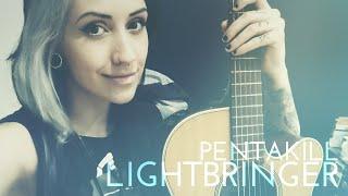 Riot Games Lightbringer - Camila Vieira (Pentakill cover) Cifra na descrição