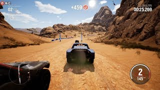 Gravel Rally Sports Car Racing / Pc Gameplay FHD #8
