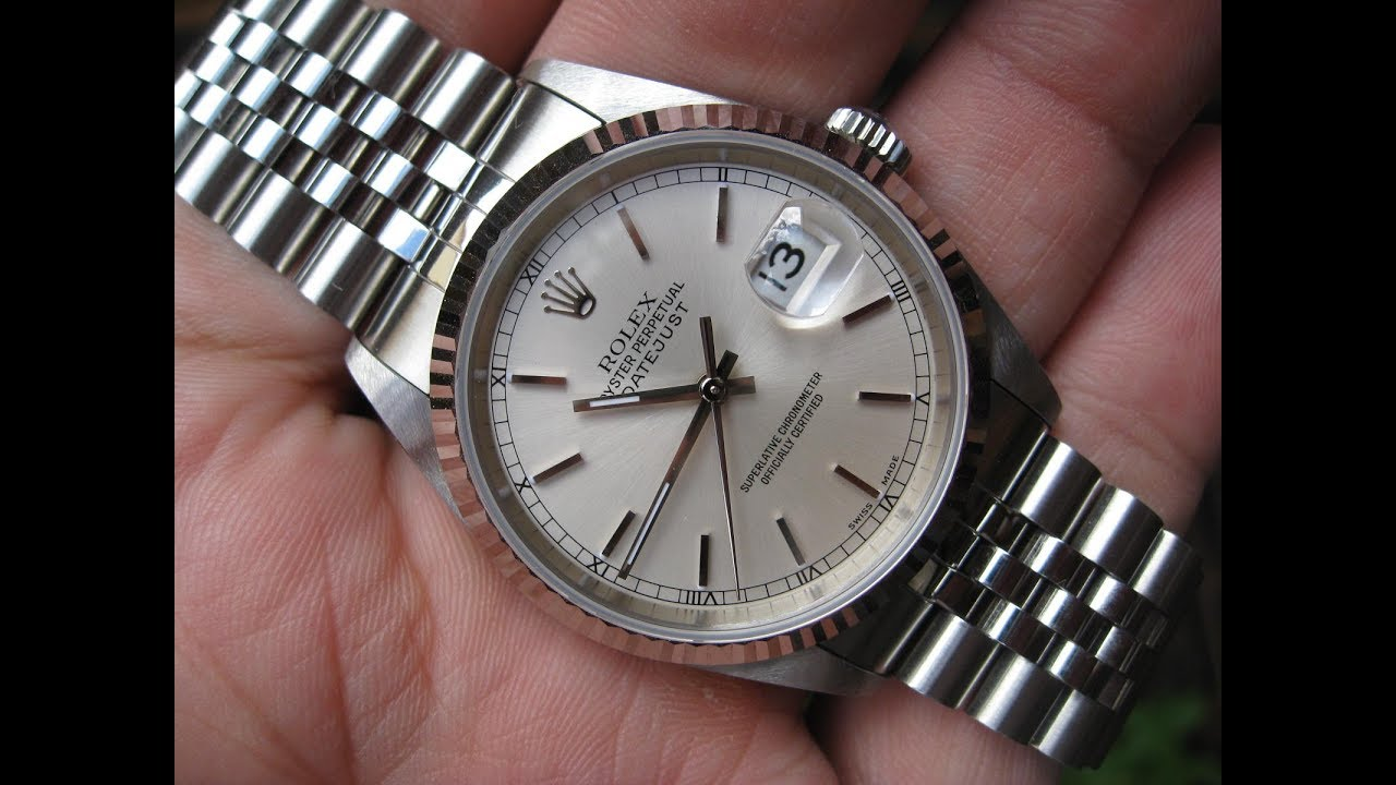e117bc9a7fda What is the best watch for your 70 year old father  BUYING A ROLEX FOR DAD