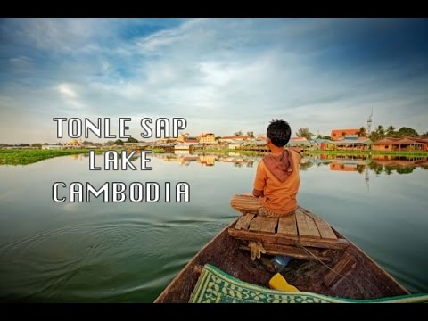 Cambodia Documentary: Tonle Sap Lake in Cambodia