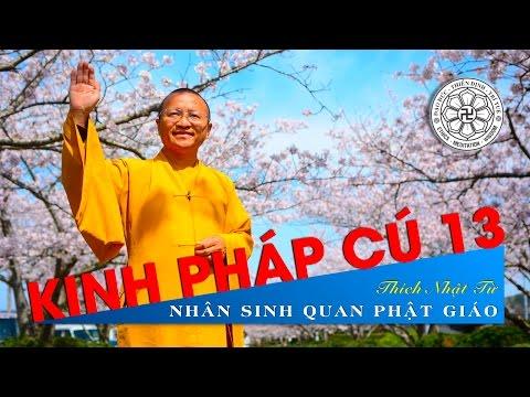 Kinh Pháp Cú 13: Nhân sinh quan Phật giáo (12/12/2010) Thích Nhật Từ