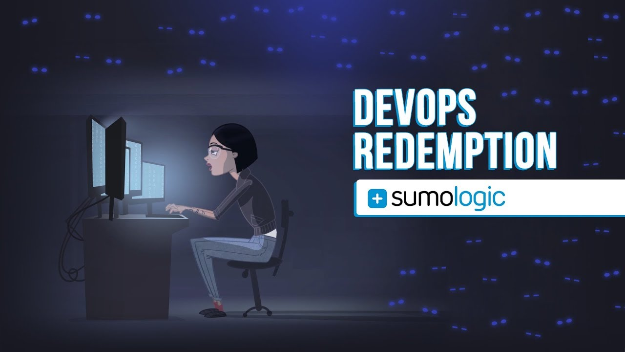 DevOps Redemption – Sumo Logic | Animated Commercial, Explainer Animation