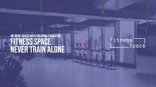 Fitness Space Fulham Reach Advert
