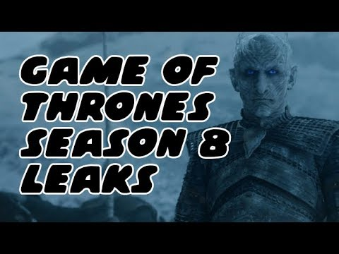 Game Of Thrones Season 8 Leak Explained! Game Of Thrones Season 8 Episode 1 And 2 Scripts Explained