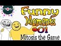 Mitosis the Game - Funny Moments #01 - Trolling people in Mitosis (Agario) - Mongosis