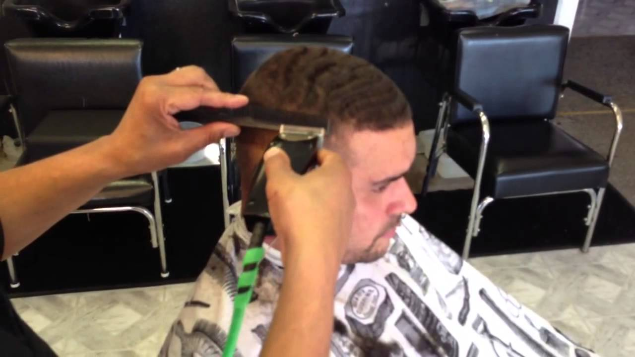 How To Do A Bald Fade With No Guards Youtube