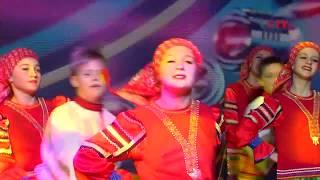 Ты в эфире. Танцевальный ансамбль «Росинка» - «Сени, мои сени»