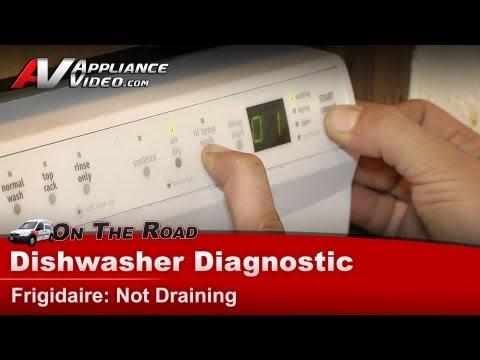 Frigidaire Dishwasher Troubleshooting Watchmoreclips