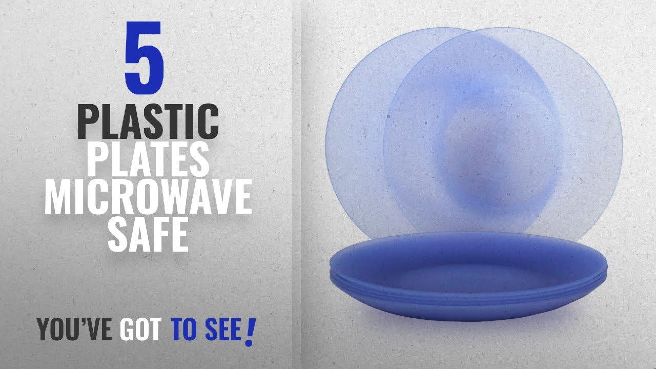 Best Plastic Plates Microwave Safe 2018 COZA DESIGN 6