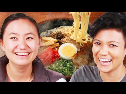 """The Hardest Asian Food """"Would You Rather"""""""