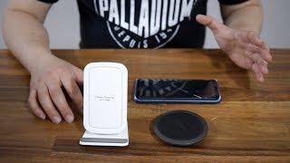휴대폰 고속 무선 충전기를 고민중이시라면|슈피겐+클레버…