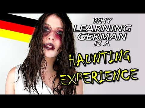 Why Learning German is a HAUNTING EXPERIENCE - 동영상