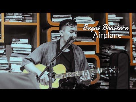 Bagus Bhaskara - Airplane Live At Little Talks Ubud