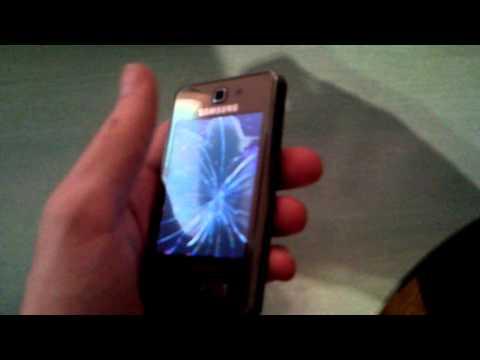 Samsung F480 (Broken display but working)