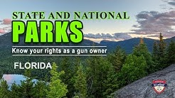 FL   State and Federal Parks