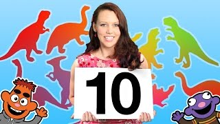 COUNT TO 10 SONG ♫ | Learning Numbers | Kids Songs | Pancake Manor