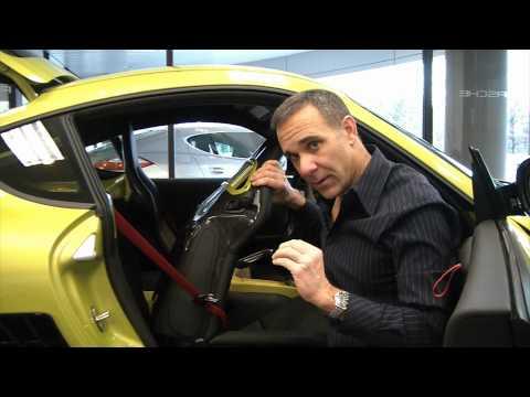 2012 Porsche Cayman R Video Review