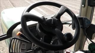 HR SMOLICE - rolnictwo precyzyjne (siew kukurydzy odmiany Juhas z GPS)